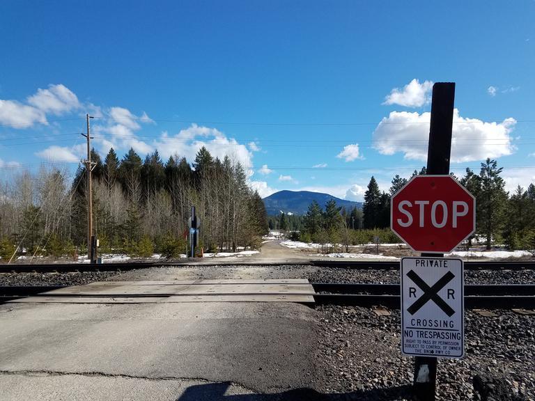Bonner County - Railroad Crossing Information