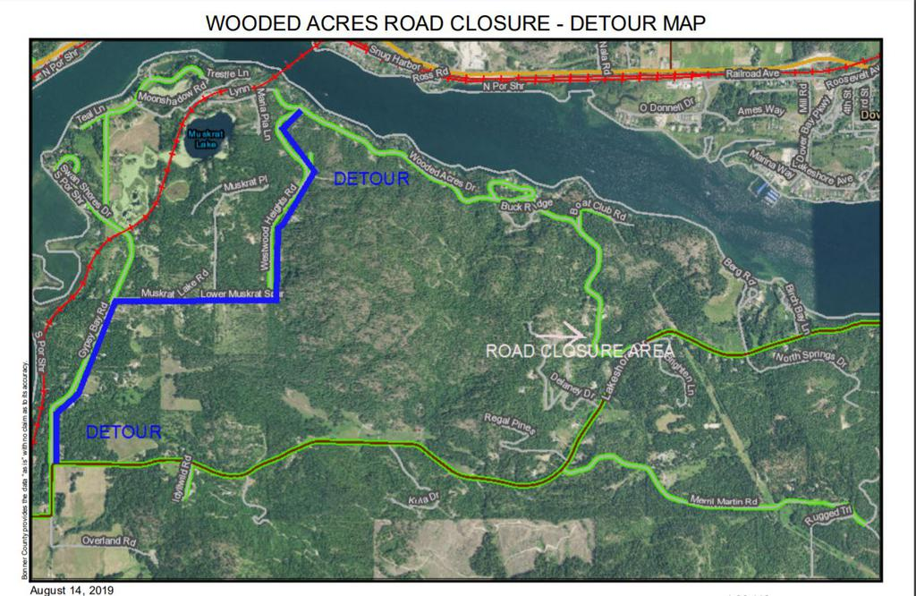 WOODED ACRES ROAD CLOSURE DETOUR.JPG